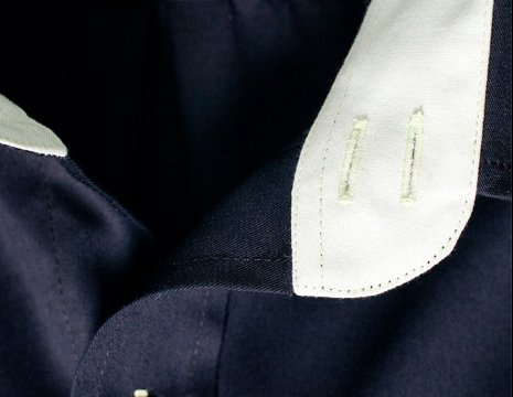 2-Knopf-Button-Down