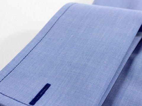 Umschlagmanschette #1381 Blau