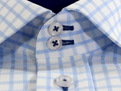 Front Hemdkragen