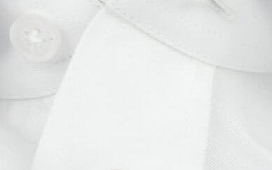 Kentkragen weißes Hemd