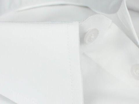 Kentkragen weißes Hemd 2