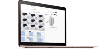 Der hemdwerk 3D-Hemdkonfigurator zum einfachen Maßhemden designen