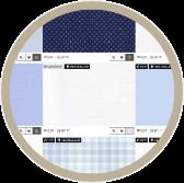Schritt 1: Wählen Sie den Stoff für Ihr Maßhemd