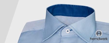 Blaue Hemden