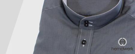 Graue Hemden